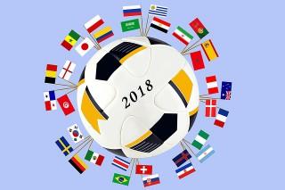 2018ワールドカップイメージ