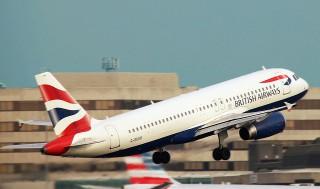マンチェスター飛行機イメージ