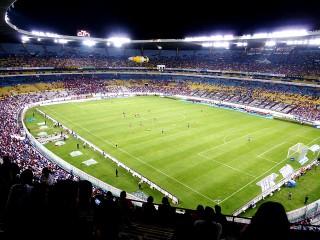 サッカースタジアムイメージ