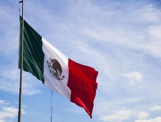 メキシコ国旗イメージ