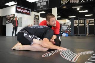MMA練習イメージ
