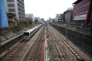 東京電車イメージ