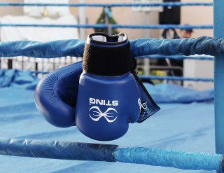 ボクシングリングイメージ