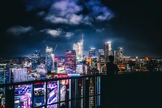 ロス夜景イメージ