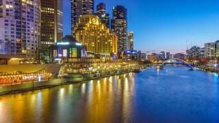 オーストラリアメルボルン