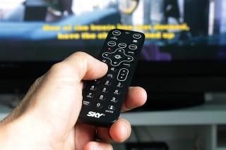 テレビリモコンイメージ