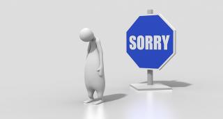 謝罪イメージ