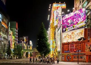 東京夜イメージ